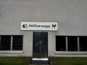 Trainingsort Fightclub Bochum