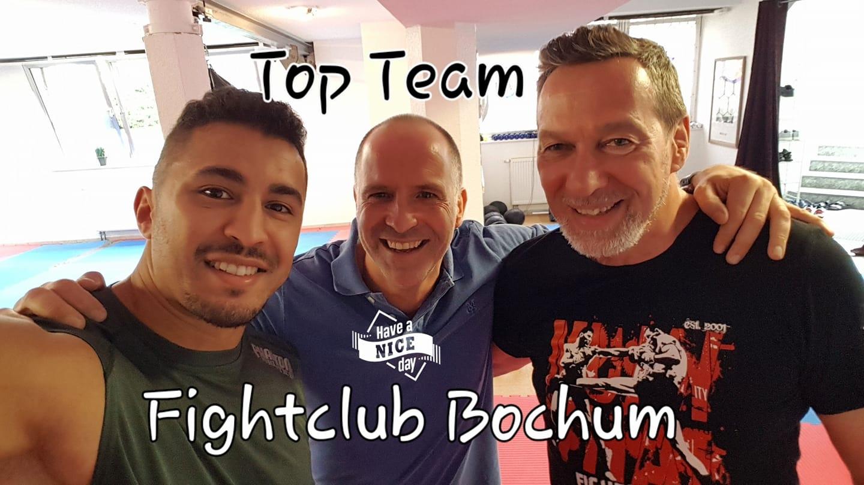 Thaiboxen im Fightclub Bochum Kontakt