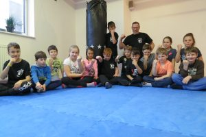 Kindertraining im Fightclub Bochum