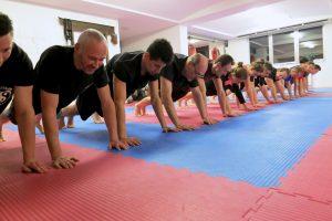 Selbstverteidigung im Fightclub Bochum