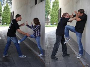 Street Defense im Fightclub Bochum