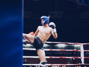 Fighter des Fightclub Bochum