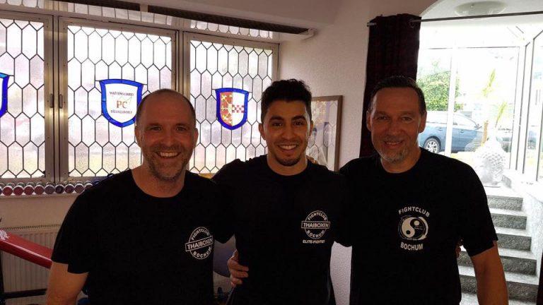 Matthias, Karim Allouss, Klaus
